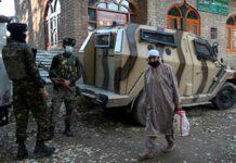 कश्मीर में फिर आतंकी हमले में सीआरपीएफ जवान