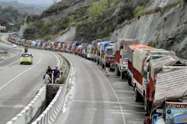 श्रीनगर जम्मू ट्रैफिक के हाईवे अपडेट