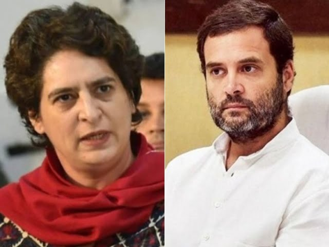 Congress leaders Rahul and Priyanka will go to Hathras