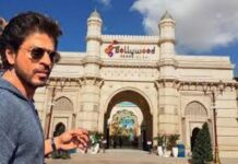 Bollywood theme park in Dubai