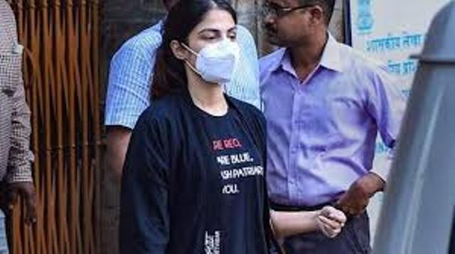 Ria Chakraborty granted bail by Mumbai High Court