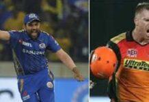 IPL-13 2020, Mumbai and Hyderabad will face to face today