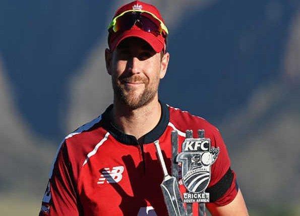 इंग्लैंड ने जीती टी-20 सीरीज