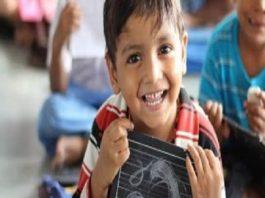 CHILDREN IN INDIA