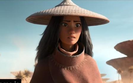 हॉलीवुड एनिमेटेड फिल्म Raya and the Last Dragon