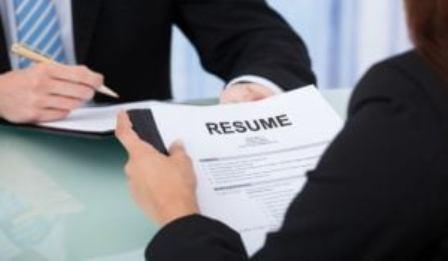 Make strong resumes