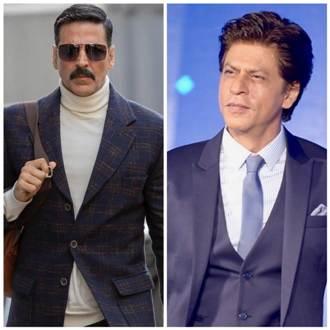 sharukh khan and akshay kumar