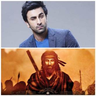 Ranbir Kapoor's new look