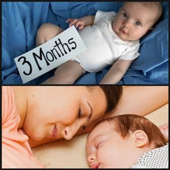 3 मंथ बेबी केअर टिप्स