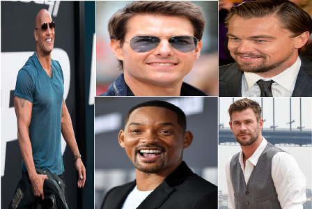 Hollywood's top 5 evergreen actors