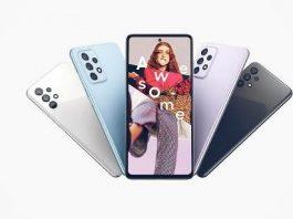 Samsung Galaxy A52 और A72