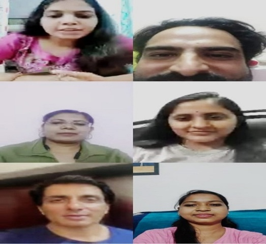 Sonu Sood made a video call