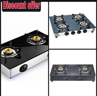 Amazon is giving 40% off on gas stove, let's know special