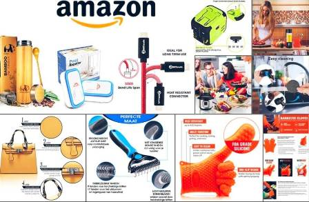 How to search daily offer products on Amazon?