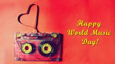 world music day 2021 quotes with images