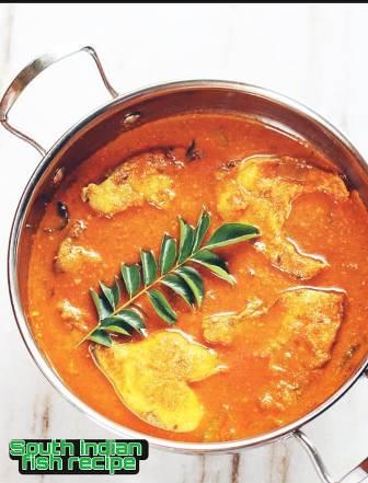 South Indian fish recipes in Hindi