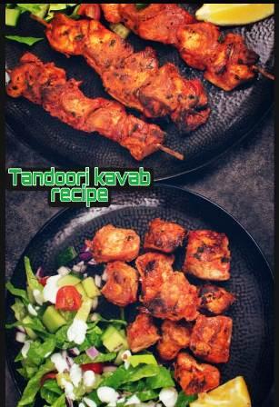 Traditional Tandoori kebab recipe in hindi