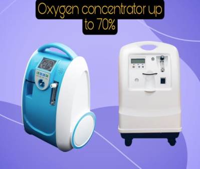 oxygen concentrator up to 70% discount on Amazon