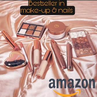 Bestseller in make-up & nails on Amazon
