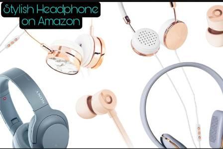 Stylish headphone up to 65% off on Amazon