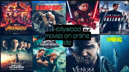 Hollywood movie in Hindi online play